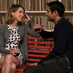 The Big Sick : Bild Kumail Nanjiani, Zoe Kazan