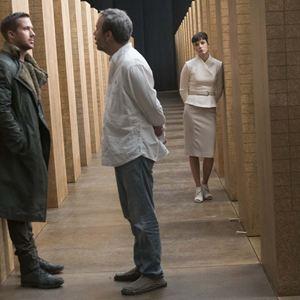 Blade Runner 2049 : Bild Denis Villeneuve, Ryan Gosling, Sylvia Hoeks