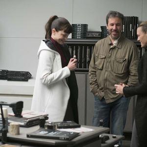 Blade Runner 2049 : Bild Denis Villeneuve, Robin Wright, Sylvia Hoeks