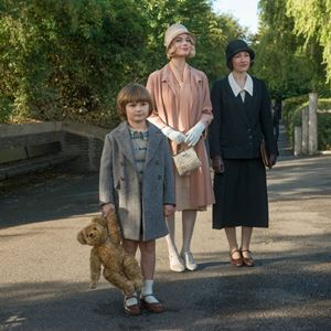 Goodbye Christopher Robin : Bild Kelly Macdonald, Margot Robbie, Will Tilston