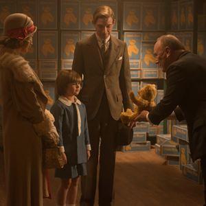 Goodbye Christopher Robin : Bild Domhnall Gleeson, Will Tilston