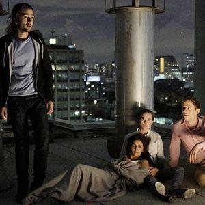 Flatliners : Bild Diego Luna, Ellen Page, James Norton, Nina Dobrev