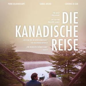 Die kanadische Reise : Kinoposter