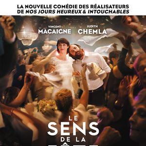 Das Leben ist ein Fest : Kinoposter