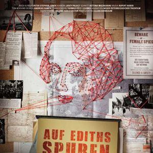 Auf Ediths Spuren : Kinoposter