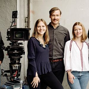 Ballon : Vignette (magazine) Alicia von Rittberg, David Kross, Friedrich Mücke, Karoline Schuch, Michael Bully Herbig