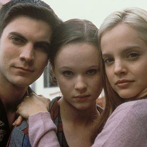 American Beauty : Bild Mena Suvari, Thora Birch, Wes Bentley