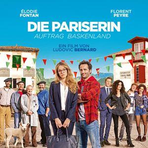 Die Pariserin - Auftrag Baskenland : Kinoposter