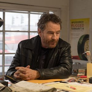 Last Flag Flying : Bild Bryan Cranston