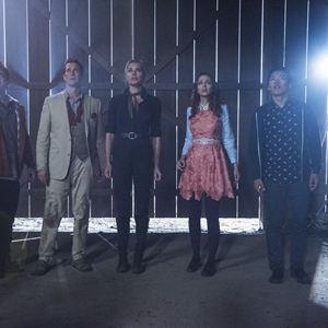 Bild Christian Kane, John Kim, Lindy Booth, Noah Wyle, Rebecca Romijn