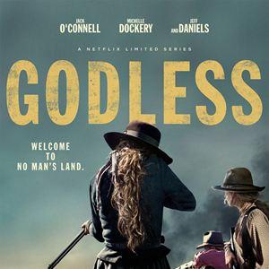 Godless : Kinoposter