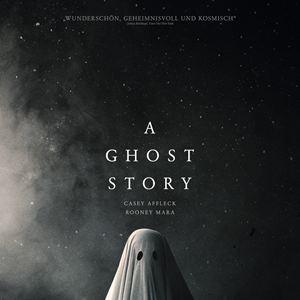A Ghost Story : Kinoposter