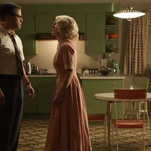 Suburbicon : Bild Julianne Moore, Matt Damon