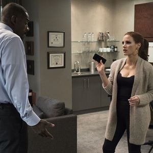 Molly's Game : Bild Idris Elba, Jessica Chastain