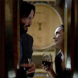 Destination Wedding : Bild Keanu Reeves, Winona Ryder