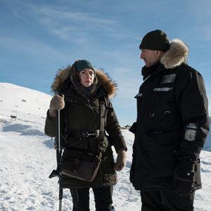 Zwischen zwei Leben - The Mountain Between Us : Bild Hany Abu-Assad, Kate Winslet