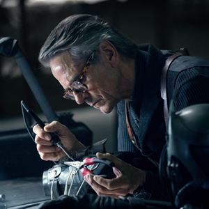 Justice League : Bild Jeremy Irons