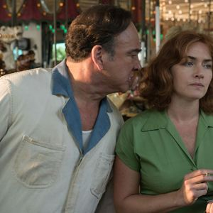 Wonder Wheel : Bild James Belushi, Kate Winslet