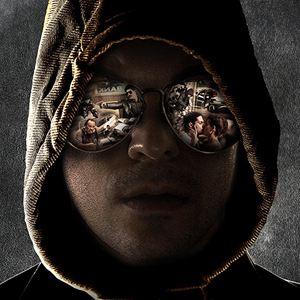 The Whiskey Bandit - Allein gegen das Gesetz : Kinoposter