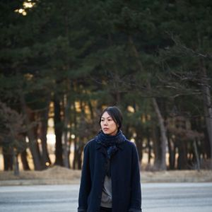 On The Beach At Night Alone : Bild Min-Hee Kim