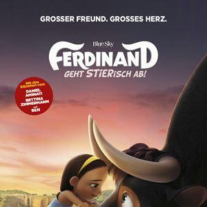 Ferdinand - Geht STIERisch ab! : Kinoposter