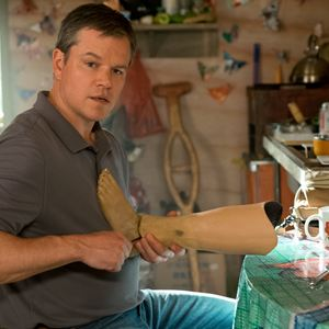 Downsizing : Bild Matt Damon