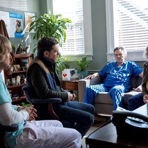Wer ist Daddy? : Bild Christopher Walken, Ed Helms, Glenn Close, Owen Wilson