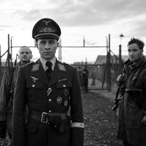Der Hauptmann : Bild Frederick Lau, Max Hubacher, Milan Peschel