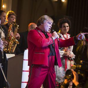 The Polka King : Bild Jack Black