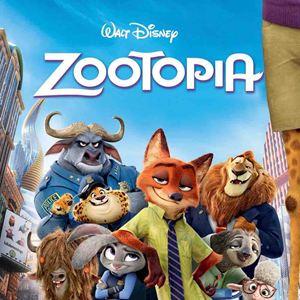 Zoomania : Kinoposter
