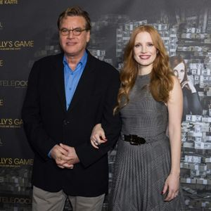 Molly's Game : Vignette (magazine) Aaron Sorkin, Jessica Chastain