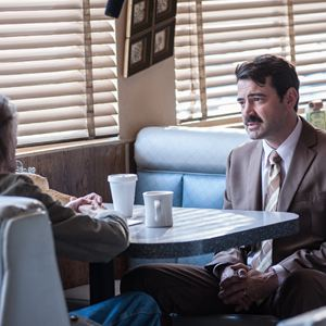Lucky : Bild Harry Dean Stanton, Ron Livingston