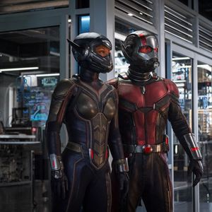 Ant-Man And The Wasp : Bild Evangeline Lilly, Paul Rudd