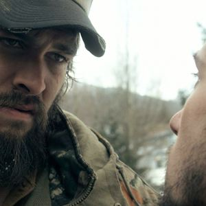 Sugar Mountain - Spurlos in Alaska : Bild Jason Momoa