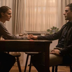 Auslöschung : Bild Natalie Portman, Oscar Isaac