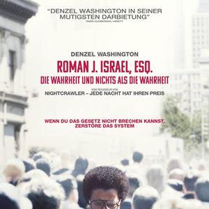 Roman J. Israel, Esq. - Die Wahrheit und nichts als die Wahrheit : Kinoposter