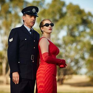 The Dressmaker : Bild Hugo Weaving, Kate Winslet