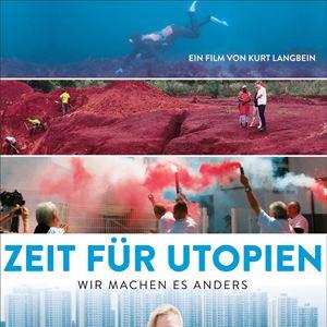 Zeit für Utopien : Kinoposter
