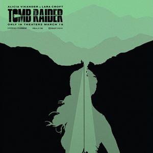 Tomb Raider : Kinoposter