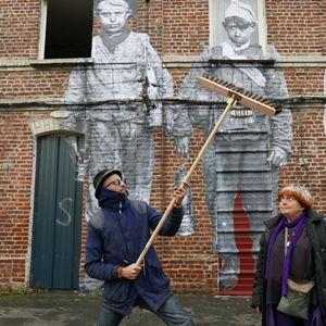 Augenblicke: Gesichter einer Reise : Bild Agnès Varda, JR