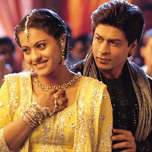 In guten wie in schweren Tagen : Bild Kajol Devgn, Shah Rukh Khan