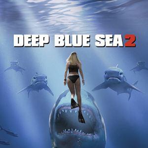 Deep Blue Sea 2 : Kinoposter