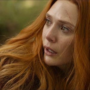 Avengers 3: Infinity War : Bild Elizabeth Olsen