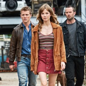 Renegades - Mission of Honor : Bild Charlie Bewley, Sullivan Stapleton, Sylvia Hoeks