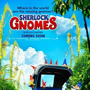 Sherlock Gnomes : Kinoposter