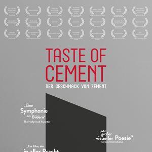 Taste of Cement - Der Geschmack von Zement : Kinoposter