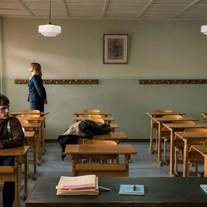 Das schweigende Klassenzimmer : Bild Jonas Dassler, Jördis Triebel