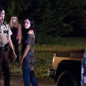 The Strangers: Opfernacht : Bild Bailee Madison, Preston Sadleir