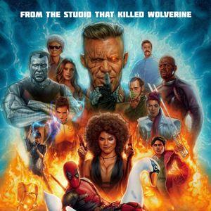Deadpool 2 : Kinoposter
