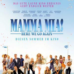 Mamma Mia 2: Here We Go Again! : Kinoposter